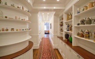 Boston custom built ins